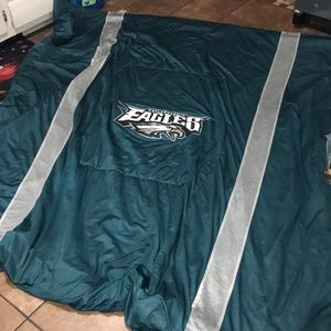 Huge NFL Eagles Spread/Comforter